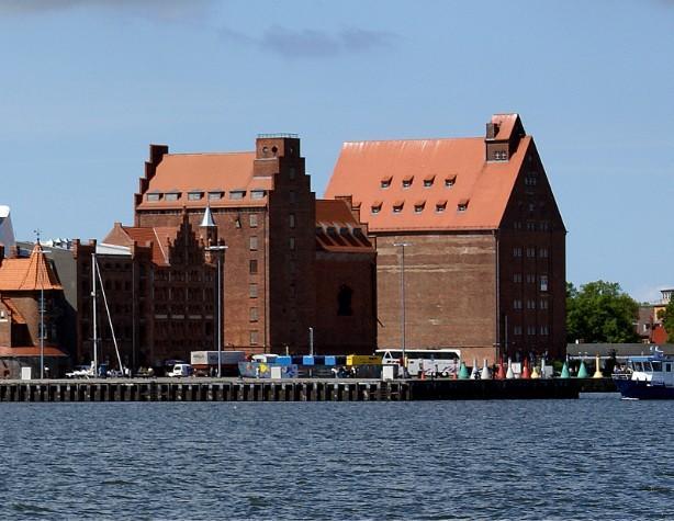 Preußenzeit  Stadtgeschichte  Stralsund  die Stadt am
